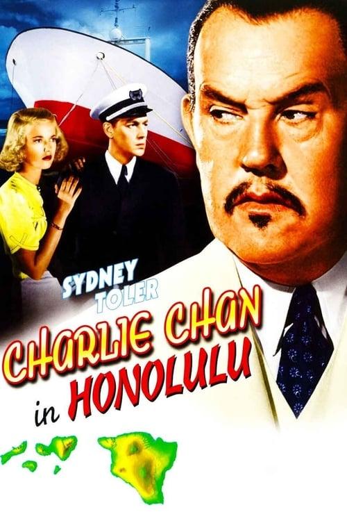 Charlie Chan in Honolulu - Movie Poster