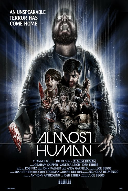 Almost Human - Movie Poster