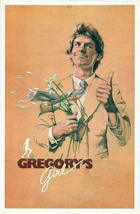 Gregory's Girl - Movie Poster