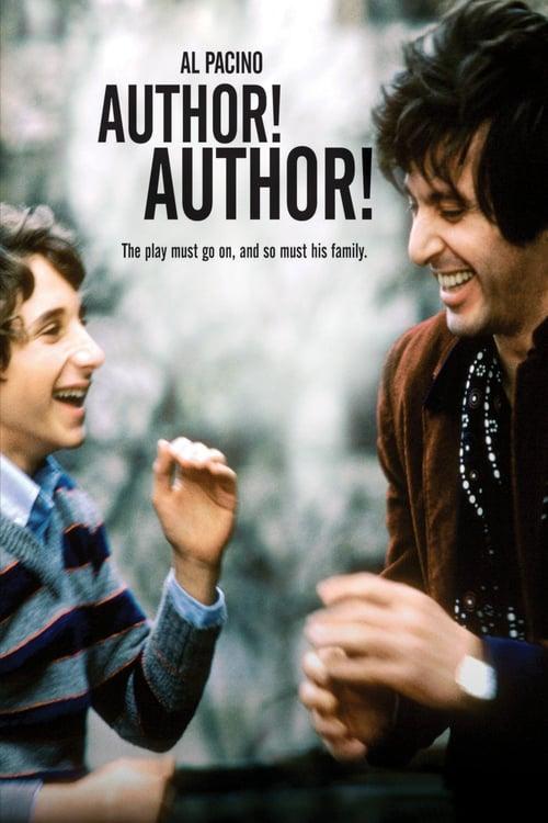 Author! Author! - Movie Poster
