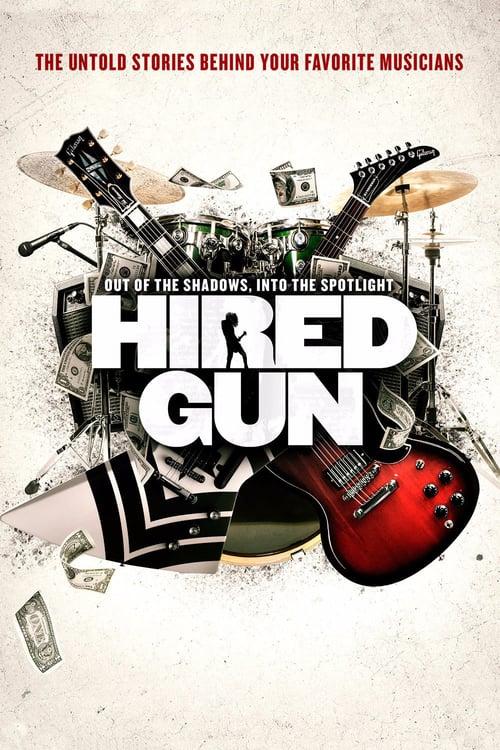 Hired Gun - Movie Poster