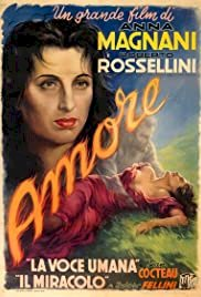 Amore - Movie Poster