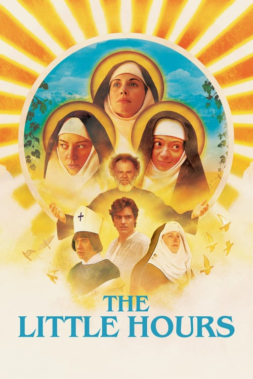 The Little Hours - Movie Poster