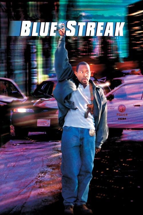 Blue Streak - Movie Poster