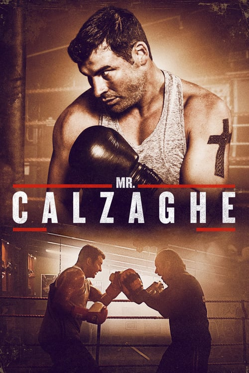 Mr. Calzaghe - Movie Poster