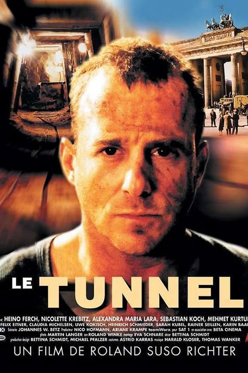 The Tunnel - Movie Poster