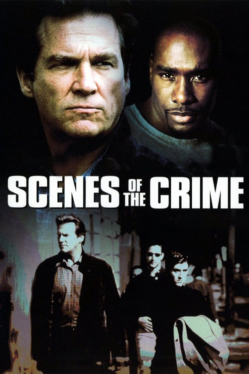Scenes of the Crime - Movie Poster