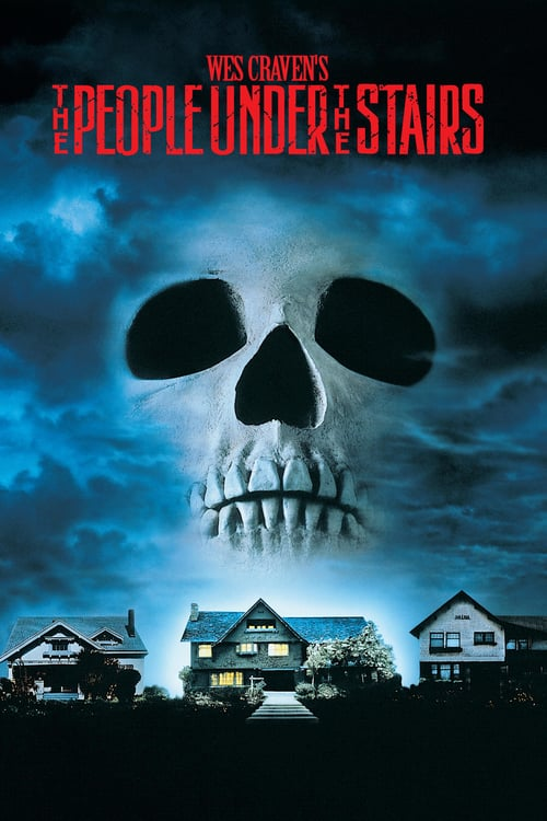 The People Under the Stairs - Movie Poster