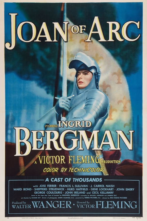 Joan of Arc - Movie Poster