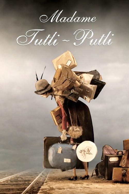 Madame Tutli-Putli - Movie Poster