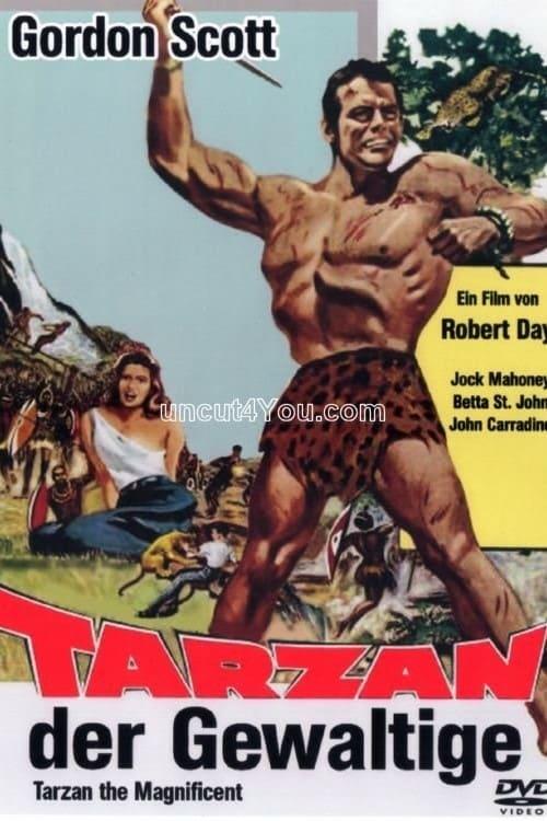 Tarzan the Magnificent - Movie Poster