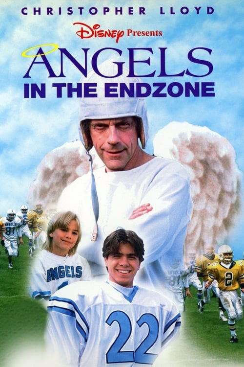 Angels in the Endzone - Movie Poster