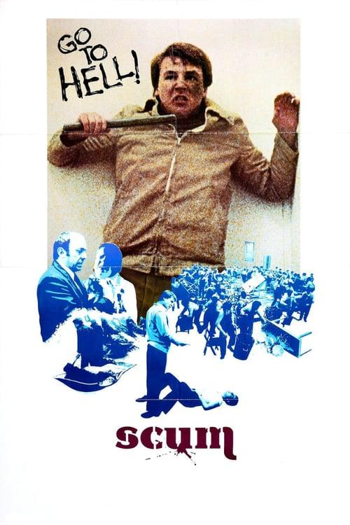 Scum - Movie Poster