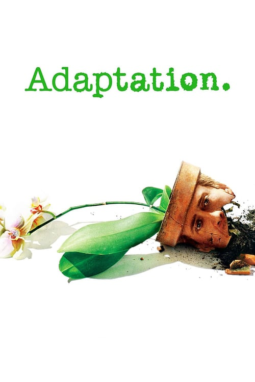 Adaptation. - Movie Poster