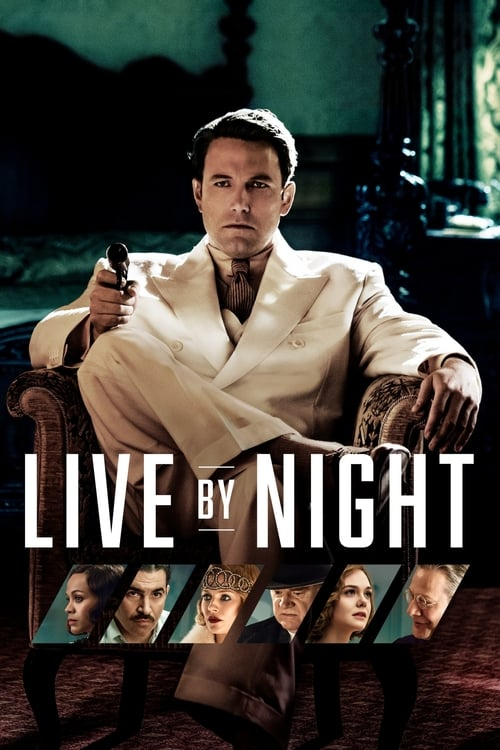 Live by Night - Movie Poster