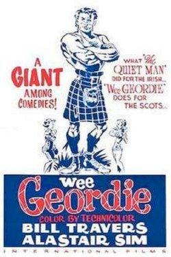 Geordie - Movie Poster