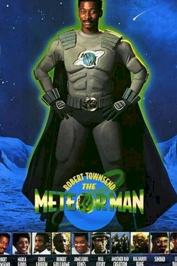 The Meteor Man - Movie Poster
