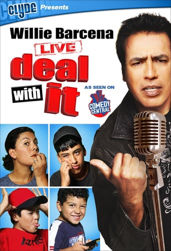 Willie Barcena: Deal With It - Movie Poster