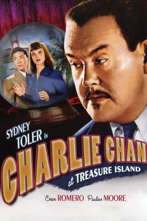 Charlie Chan at Treasure Island - Movie Poster