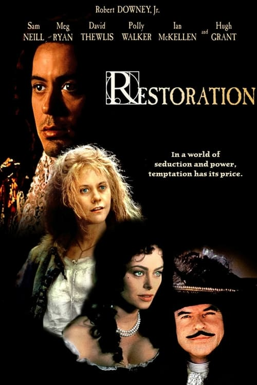 Restoration - Movie Poster
