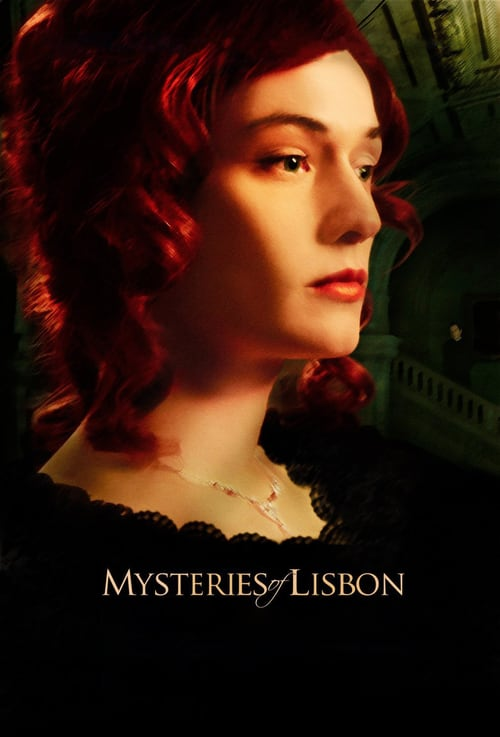Mysteries of Lisbon - Movie Poster