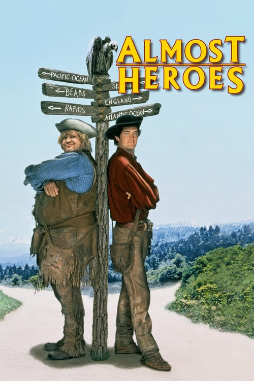 Almost Heroes - Movie Poster