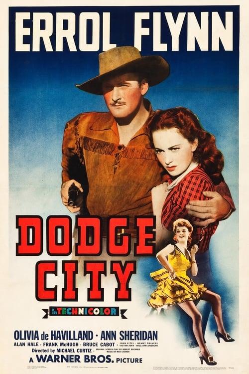 Dodge City - Movie Poster