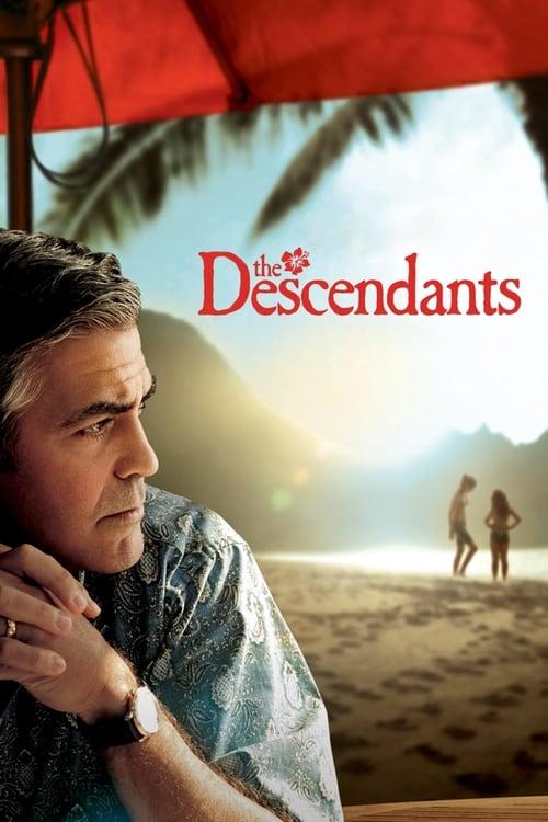 The Descendants - Movie Poster