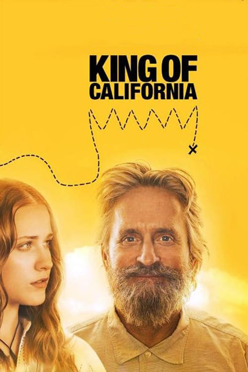 King of California - Movie Poster