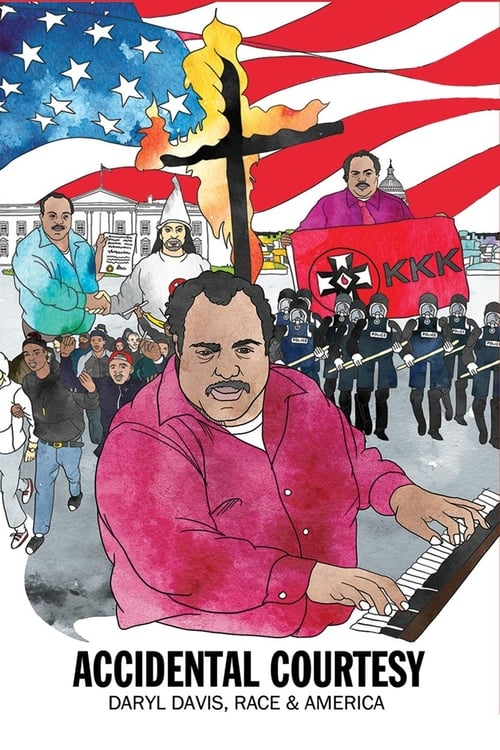 Accidental Courtesy: Daryl Davis, Race & America - Movie Poster