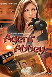 Agent Abbey - Movie Poster