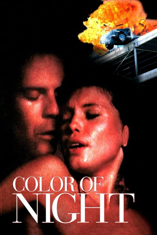 Color of Night - Movie Poster