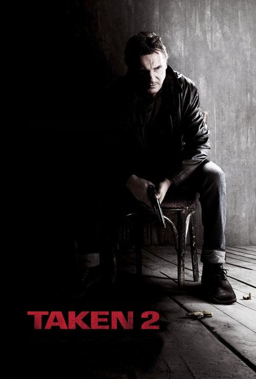 Taken 2 - Movie Poster