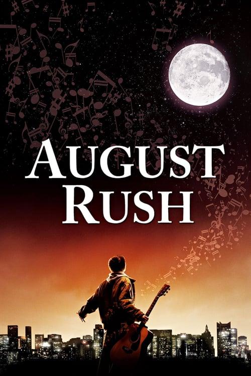 August Rush - Movie Poster