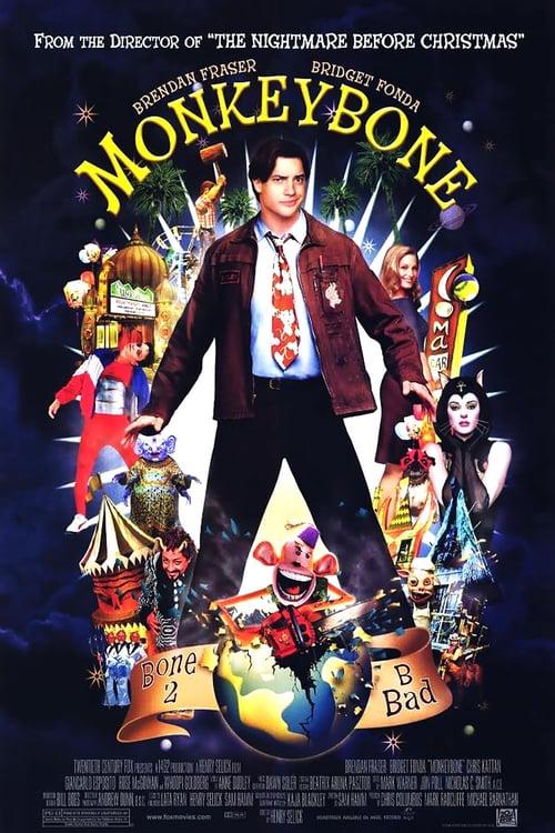 Monkeybone - Movie Poster