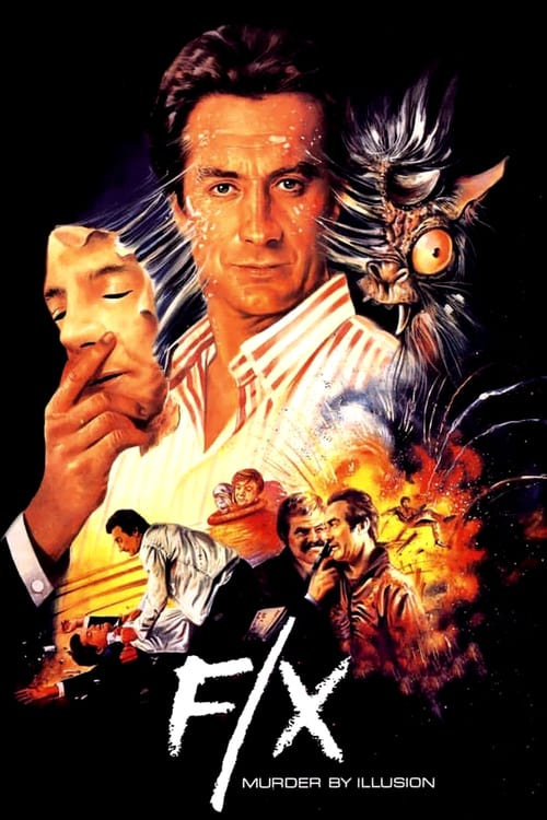 F/X - Movie Poster
