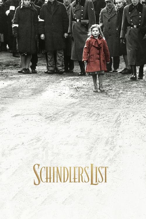 Schindler's List - Movie Poster