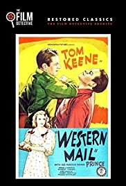 Western Mail - Movie Poster