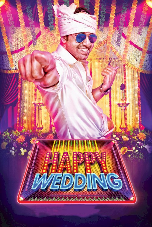 Happy Wedding - Movie Poster
