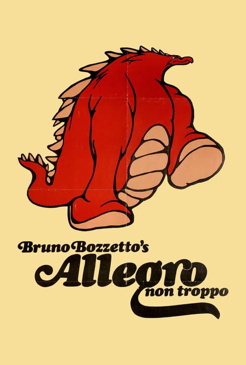 Allegro Non Troppo - Movie Poster