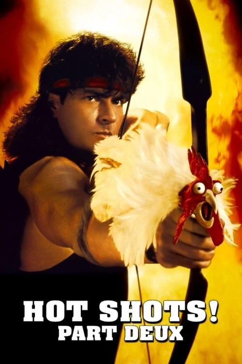 Hot Shots! Part Deux - Movie Poster