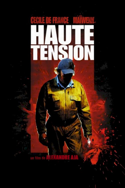 High Tension - Movie Poster