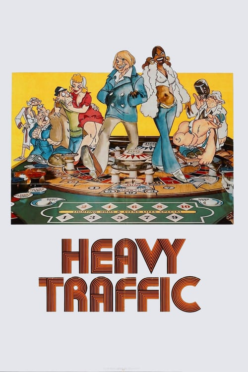 Heavy Traffic - Movie Poster