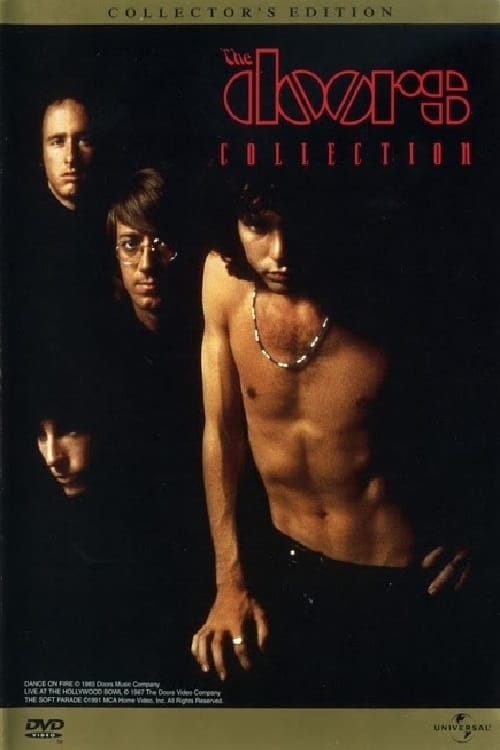 The Doors: Collection - Movie Poster