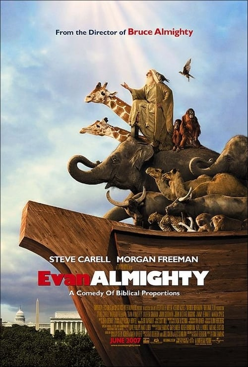 Evan Almighty - Movie Poster