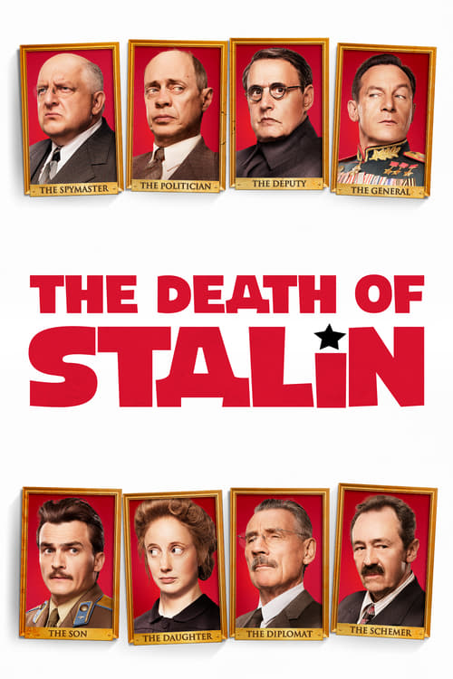 The Death of Stalin - Movie Poster