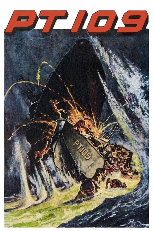 PT 109 - Movie Poster