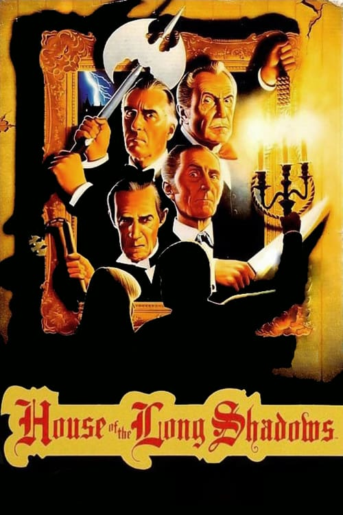 House of the Long Shadows - Movie Poster