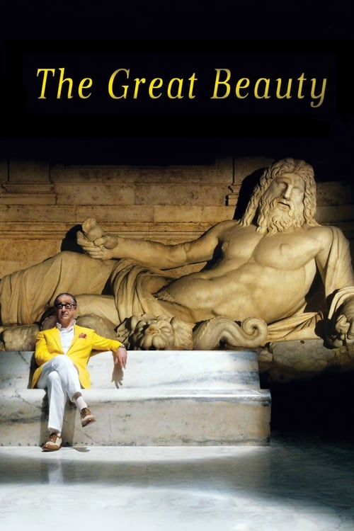 The Great Beauty - Movie Poster