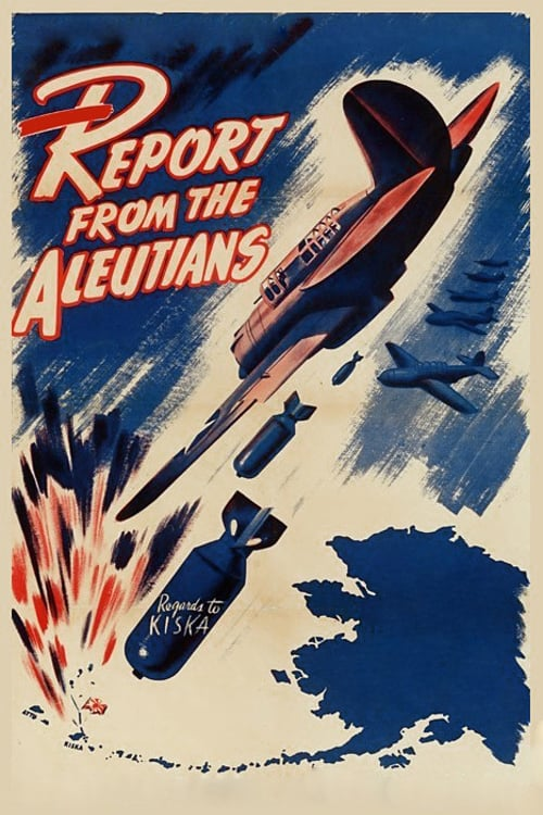 Report from the Aleutians - Movie Poster